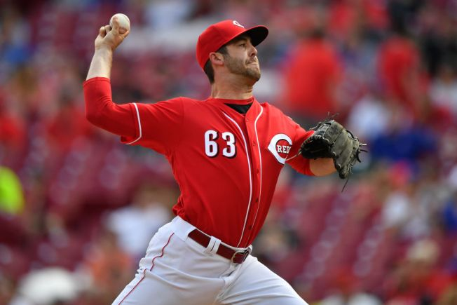 31c0d3617 Dodgers Acquire Two Pitchers in Four-Player Trade With Reds - NBC ...