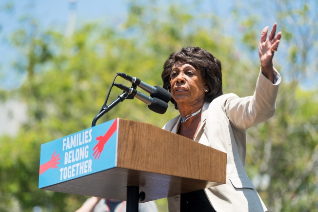 Man Sentenced After Threatening to Kill Maxine Waters
