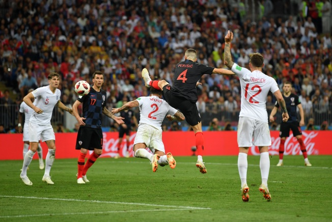 Top Photos of the 2018 World Cup in Russia