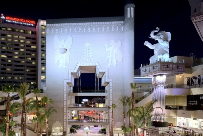 Oh Yeah: Free Flicks for Hollywood & Highland Diners