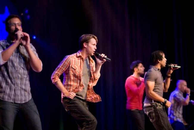 Mi Mi Mi Mi: A Cappella Aficionados Make for UCLA