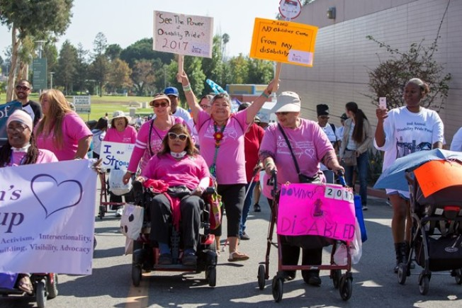The 3rd Annual Disability Pride Parade returns October 7 in East L.A.