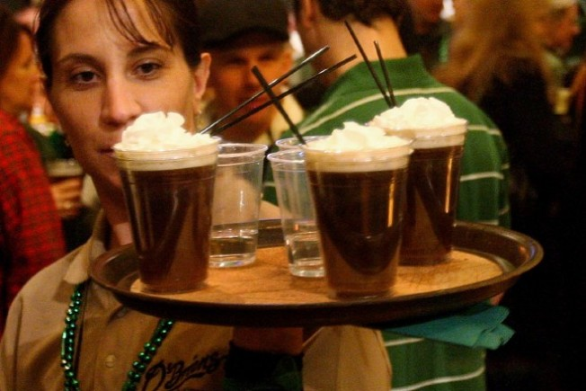 Creamy, Dreamy Irish Coffee