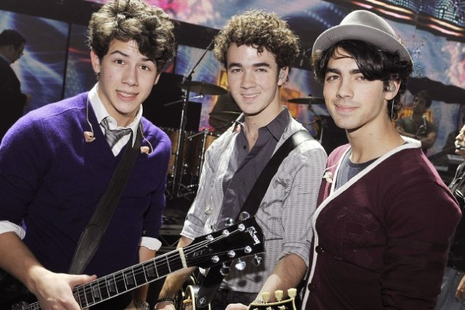 Dreamy! Jonas Brothers in Concert in Hollywood
