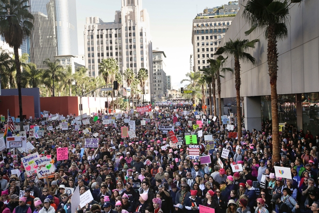 Los Angeles Women's March: What to Know