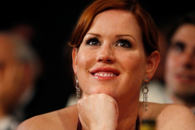 Does Duckie Know? Molly Ringwald Gets Jazzy