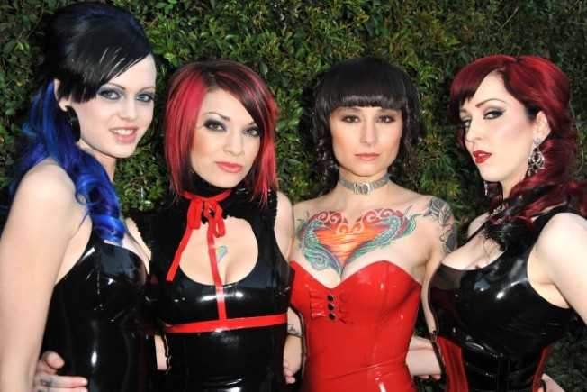 Tattoos, Piercings, Leather: Suicide Girls Talk Beauty