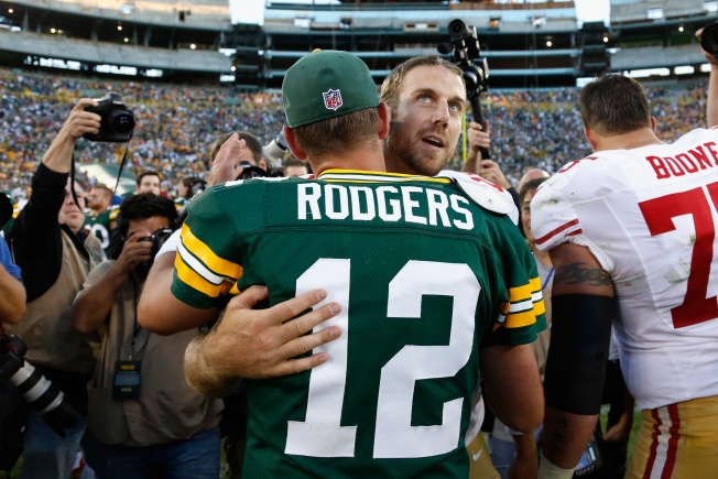 In 49ers' Opening Win, Alex Smith Looks Even Better