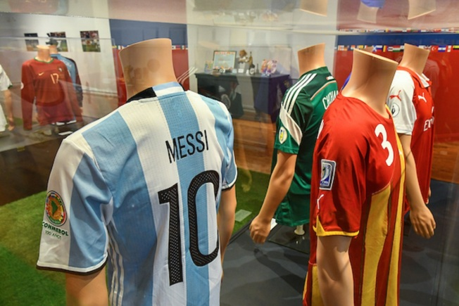 GOOOOOL! World Cup Fever Arrives in SoCal With 'Great Moments' Display
