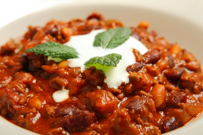 Mighty, Not Meaty: Vegan Chili Cook-Off