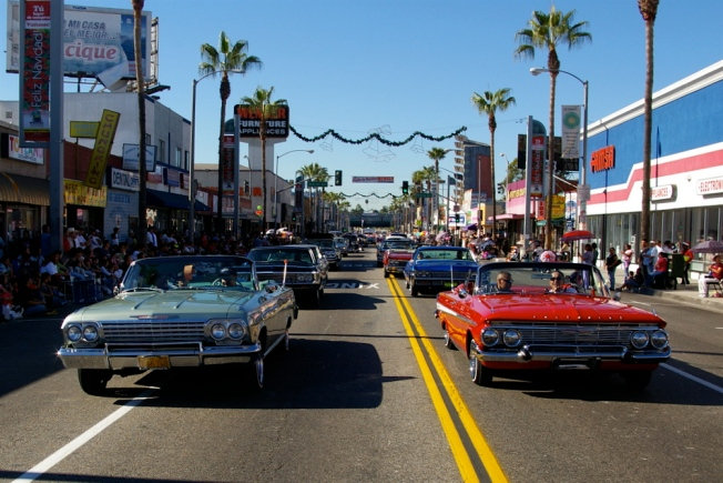2018 East Los Angeles Christmas Parade Scheduled for Sunday