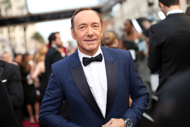 Kevin Spacey Added a New Celebrity Impression to His Arsenal: Fred Astaire