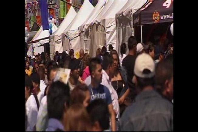 500,000+ Revelers Expected at Fiesta Broadway