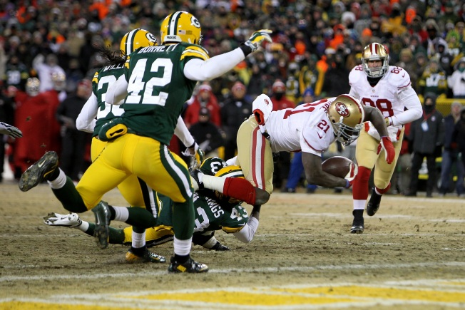 Niners Show Their Fight, Overcome Packers