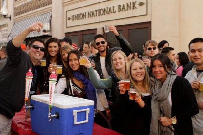 Craft Is King: LA Beer Fest