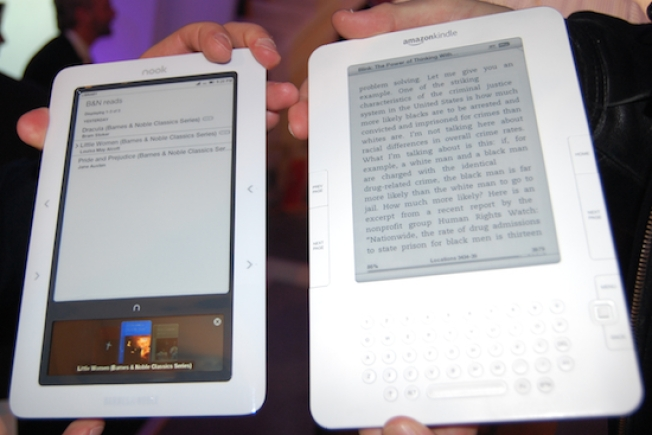 Barnes & Noble Intros Its Kindle Killer