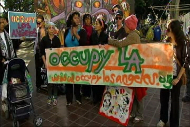 Mayor to Give LA Occupiers the Boot