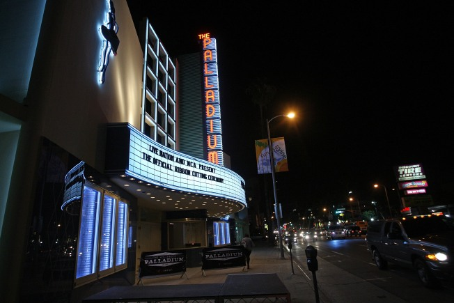 Hollywood Palladium: Landmark Status Granted