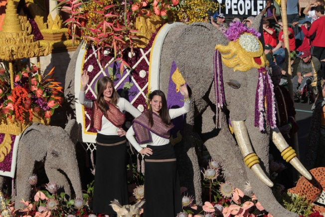 And the 2013 Rose Parade Theme Is...