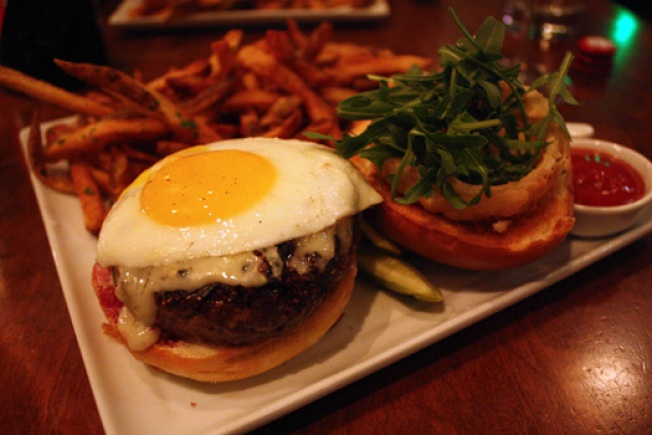 National Burger Day at Rustic Canyon