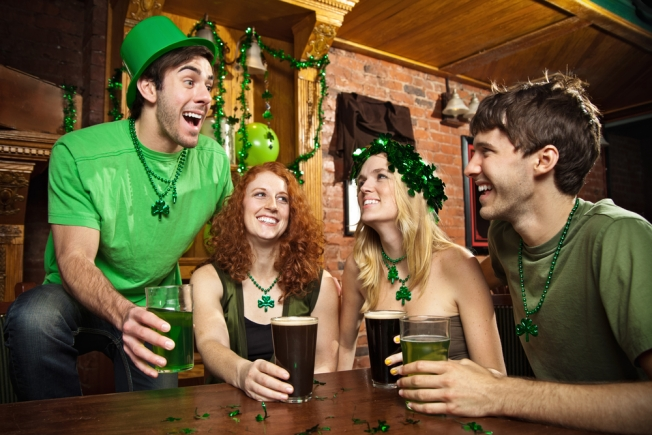 St. Pat's Go-Outs: Last-Minute Luck o' the Irish