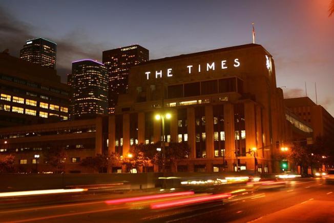 """Teacher's Union Calls LA Times """"Reckless and Destructive"""""""