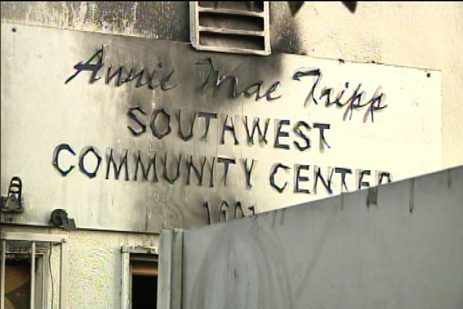 Fire Burns Soup Kitchen That Serves 100 Daily
