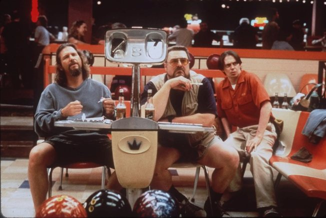 Jeff Bridges at LA's Lebowski Fest? Maybe