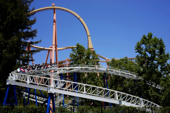 Six Flags Magic Mountain Will Soon Be Open 365 Days Per Year