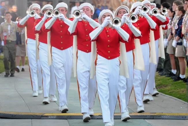 The Rose Parade Picks Its 2014 Bands