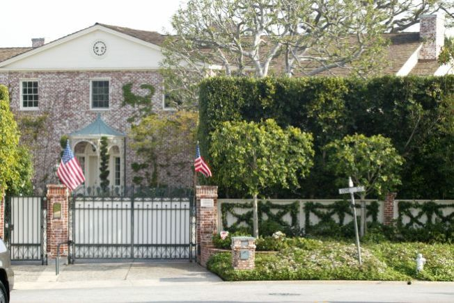 Ed McMahon's Bev Hills Mansion Drama
