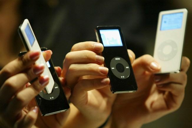 Get Cash Back for Scratched Apple iPod Nanos