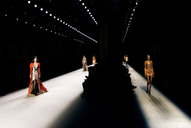 """Relive the Spring '09 Collections in """"Look NY"""""""
