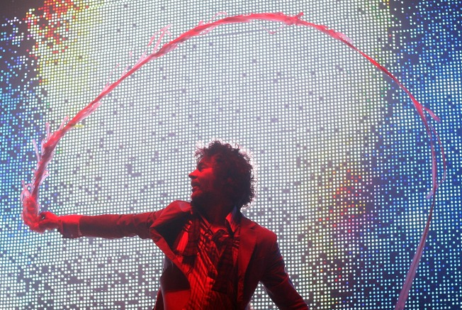 Flaming Lips to Perform Not-So-Secret Show