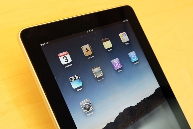 Steve Jobs: Idea for iPad Came Before iPhone