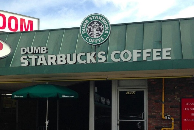 """Dumb Starbucks"" Draws Crowds - and Plenty of Questions"