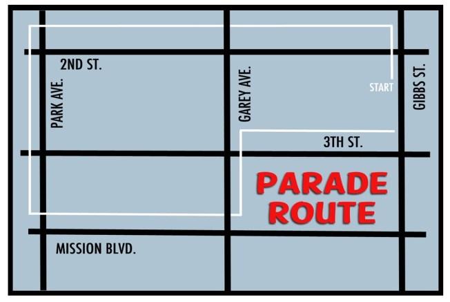Pomona Christmas Parade 2019 Streets Closed Near Pomona Christmas Parade   NBC Southern California