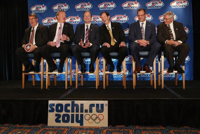 First Three Months of NHL Season Crucial For USA Hockey Olympic Hopefuls