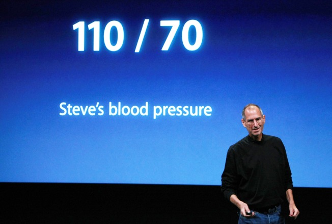 Steve Jobs Out for Medical Leave