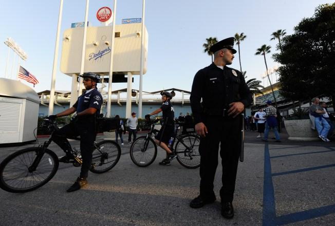 LAPD Have New Suspect in Stadium Attack