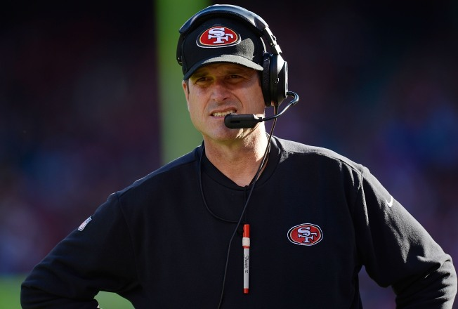 Niners, Harbaugh Likely to Lose Key Assistants