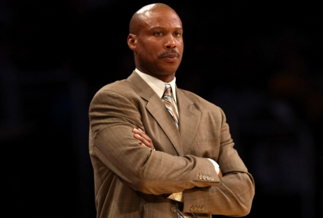 Ex-Laker Byron Scott Fired In New Orleans