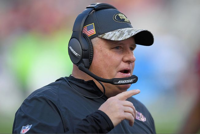 UCLA hires Chip Kelly