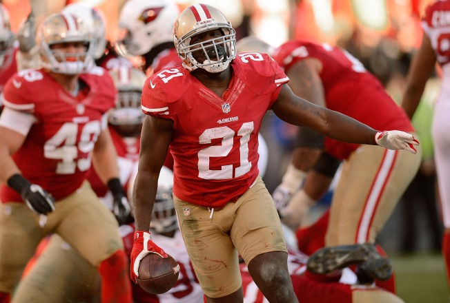 Gore Can Be a Key for 49ers vs. Packers