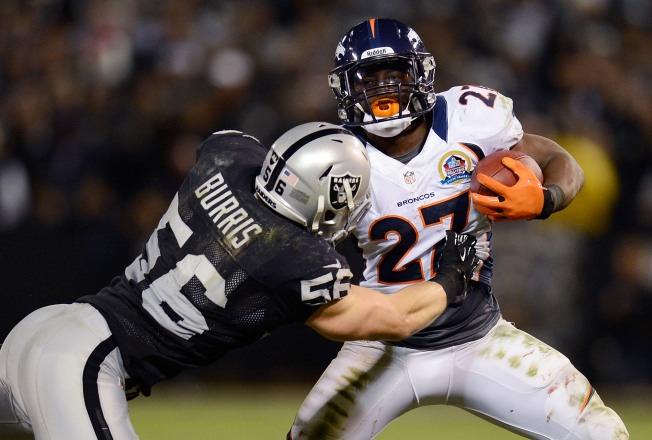 Raiders' Final Game Also a Lead-in to 2013