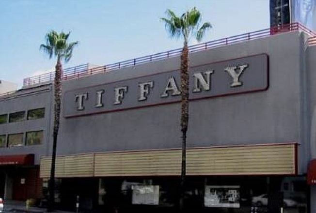 The Tiffany Sign Twinkles On: Saving a Sunset Strip Treasure