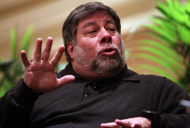 Woz Says Apple Was Created at His HP Job