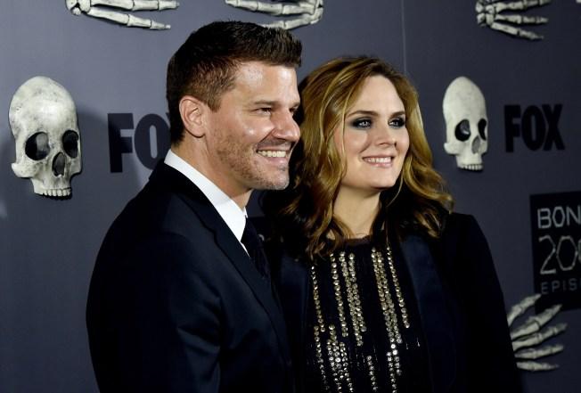 Fox to Pay $179 Million to 'Bones' Stars David Boreanaz and Emily Deschanel