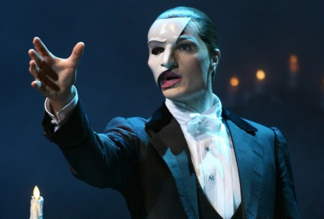 Dear Phantom: Please Row Us Away Once More