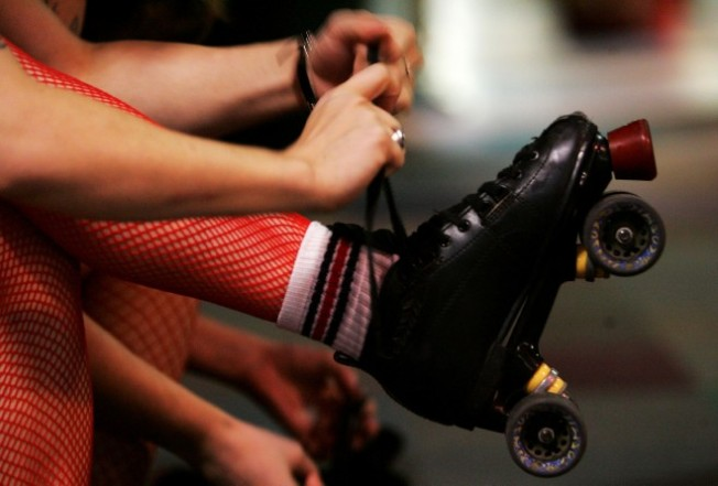 OC Weekend: Roller Derby and Lucha VaVoom